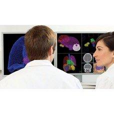 Pinnacle³ Автоматическая сегментация на базе моделей органов